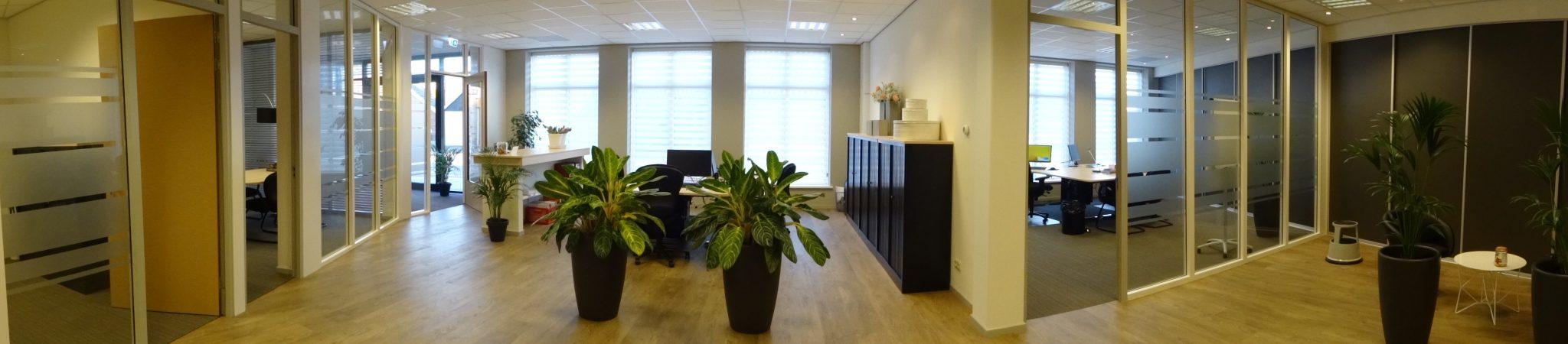 financieel centrum Holten (panoramafoto indien mogelijk)